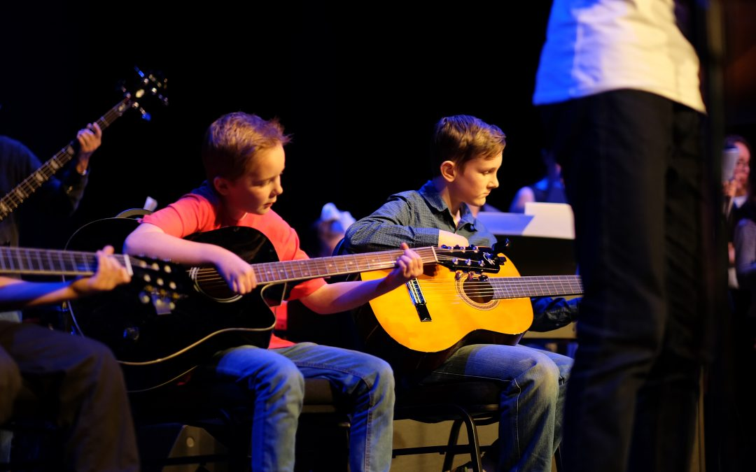 Benefits to Learning a Musical Instrument